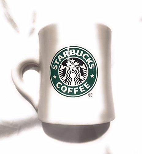 Amazon.com | Starbucks Classic Siren Logo Ceramic Coffee Tea Mug ...