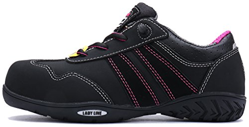 Image of SAFETY JOGGER Work Women's Steel Toe SRC & S3 Level Safety Shoes