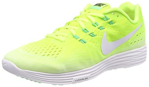 Nike Lunartempo 2, Scarpe Running Uomo Giallo (Volt Gelb/Weiß-elektro Grün)