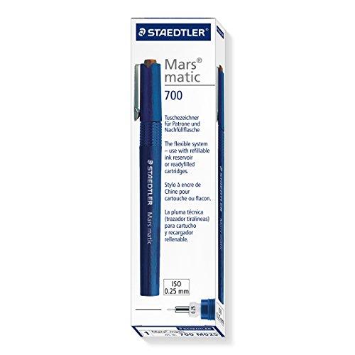 Staedtler Mars Matic 700 M025 Technical Pen - 0.25 mm by Staedtler (Image #1)