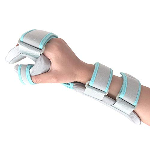 - Hand Splint Functional Resting Wrist Support Moderate Stabilizing Brace for Carpal Tunnel, Tendinitis & Inflammation, Hand/Wrist/Thumb Immobilization, Forearm Wrist Splint FDA Approved (Right)