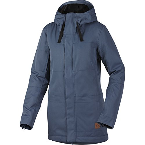 Oakley Women's Moonshine BZI Jacket, Medium, Blue - Jackets Oakley Womens