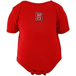Creative Knitwear Baby NC State Creeper 3-6 Months