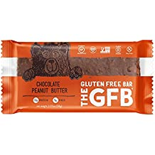 The GFB Gluten Free, Non-GMO High Protein Bars, Chocolate Peanut Butter, 2.05 Ounce (Pack of 12) Packaging May Vary