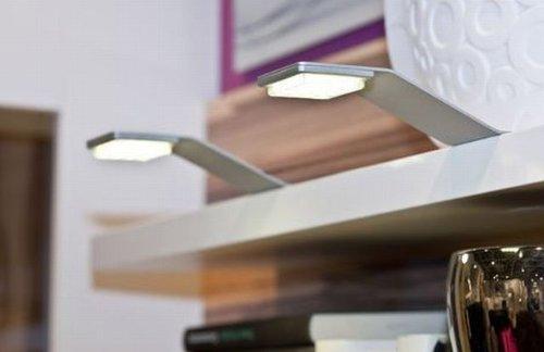 Nino set di lampade applique con braccio sporgente