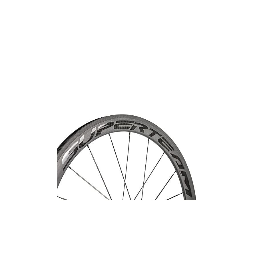 Superteam 700C Clincher Road Bike Wheelset Transparent decal
