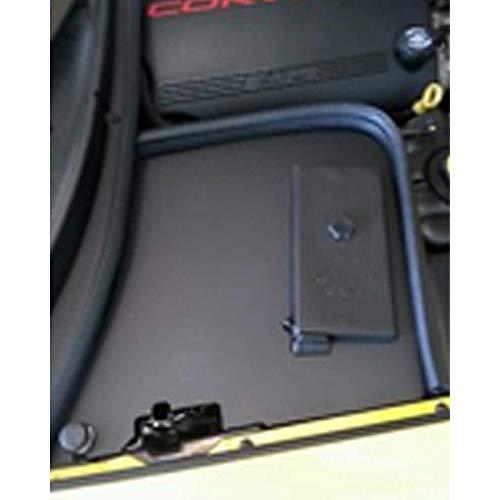 Eckler's Premier Quality Products 25-376531 - Corvette Battery Den Cover by Premier Quality Products