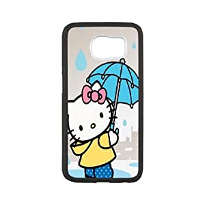 Wholesale Cheap Phone Case For Samsung Galaxy S5 -Cute Cartoon Charactor Hello Kitty-LingYan Store Case 17