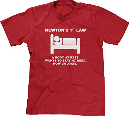 Blittzen-Mens-Newtons-1st-Law-Now-Go-Away-S-Red