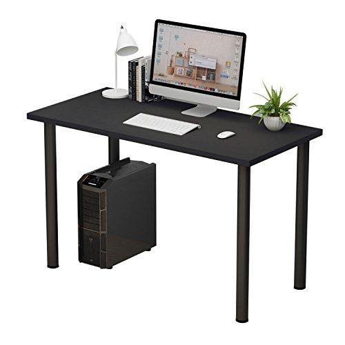 XianTai Computer Desk Computer Table Writing Desk Workstation Office Desk (47 inch, Black) by XianTai