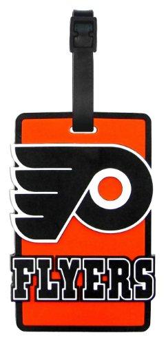 Philadelphia Flyers - NHL Soft Luggage Bag Tag (Nhl Luggage Bag Tag)