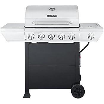 Amazon Com Megamaster 720 0983 Propane Gas Grill Black