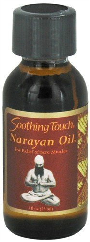 Soothing Touch Narayan Oil - 1 Fluid Ounce