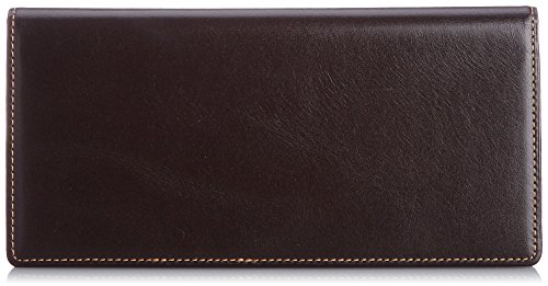THINly EVERWIN ORIGINAL Leather Wallet 21547 Brown by THINly