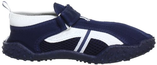 Playshoes Children's Aqua Beach Water Shoes (8.5 M US Toddler, Navy) by Playshoes (Image #6)