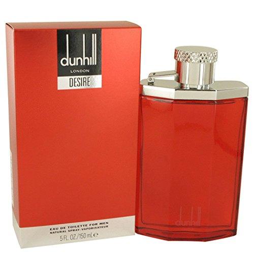 Desiïé Cologné by Alfrëd Dûnhïll for Men 5 oz Eau De Toilette Spray +Free W.B Vial