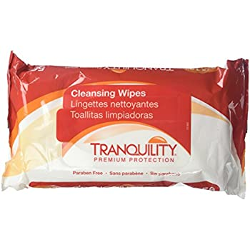 Tranquility Cleansing Wipes - 9