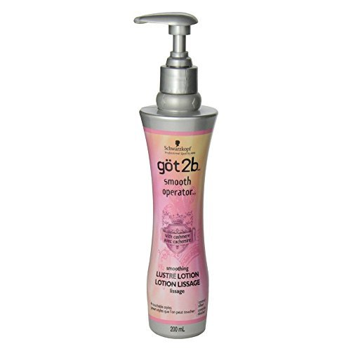 Got2B Smooth Operator Smoothing Lustre Lotion, 6.8-Ounce ...
