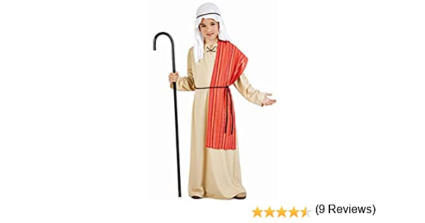 Kimokawaii Disfraz San Jose Talla 3-4 AÑOS TAMAÑO Infantil: Amazon ...