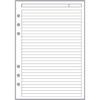 Amazon.com: Diario Recambios Traveler Cuaderno Inserciones ...