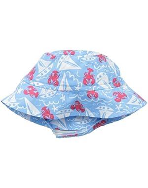 Baby Boys' UPF 50+ Crusher Hat