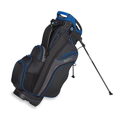 Bag Boy Chiller Hybrid Stand Bag Black/Charcoal/Royal Chiller Hybrid Stand Bag