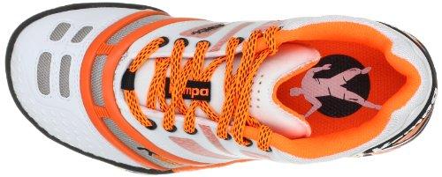 Oranssi Kempa Musta Kudos Naisten Valkoinen Käsipallon Valkoinen Naisten Kengät Sokki 01 valkoinen UgUxwpq