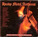 Heavy Metal Anthems by Various Artists