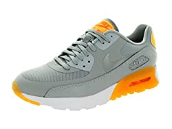 Nike Women's Air Max 90 Ultra Essential Running Shoe (8 B(m) Us)
