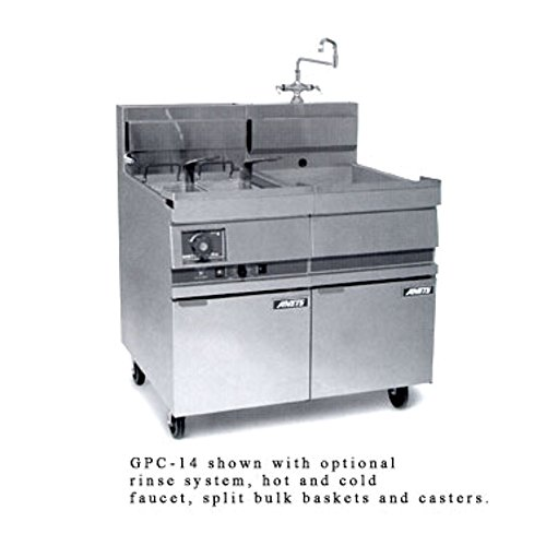 Anets GPC14 Gas Pasta Pro 14'' Pasta Cooker by ANETS