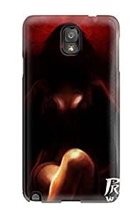 Fashionable Style Case Cover Skin For Galaxy Note 3- Prince Of Persia Video Game Other