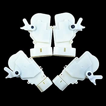Amazon Com 2 Pins 6pins Set Of 4 Left Right Door Lock