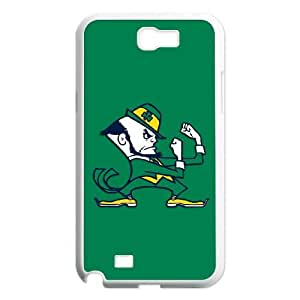 Notre Dame Fighting Irish Samsung Galaxy N2 7100 Cell Phone Case White Exquisite gift (SA_588761)