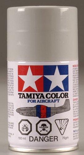 Tamiya Enamel Paints - Tamiya Aircraft Spray Lacquer Paint AS-2 Light Grey