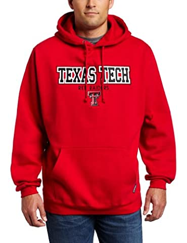 CI Sport NCAA Texas Tech Red Raiders Triton Hooded Sweatshirt, Large (Hoodies Texas)