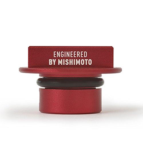 Mishimoto MMOFC-LSX-HOONSL Silver LS Engine Oil Filler Cap Hoonigan
