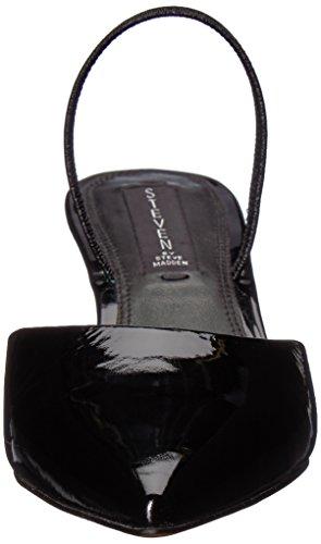 by Black Pump Steve Patent Madden STEVEN Women's Krisp dnACwCqY
