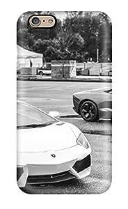 Iphone 6 Lamborghini Aventador Lamborghini Reventon Lamborghini Tpu Silicone Gel Case Cover. Fits Iphone 6 by mcsharks