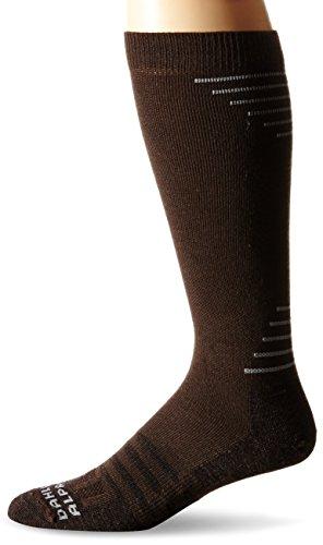 Dahlgren Traveler's Compression Socks, Brown, Large