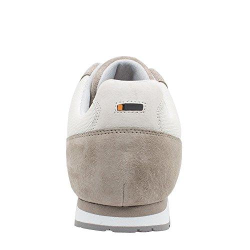 Shoes microfibra Ortholite in Beige e Vintage traspirante nubuck sottopiede T Mesh morbido fodera antibatterico 84dqWwPx