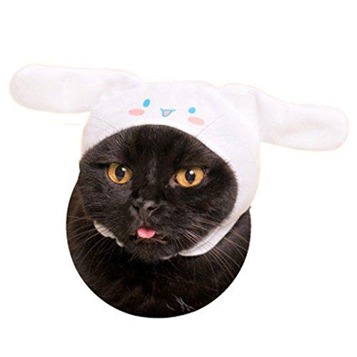 Kawaii Kawaii Sanrio Cats Costume, Neko Sanrio Characters, Sanrio Hat for Cats (Cinnamoroll) -