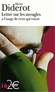 Lettre sur les aveugles : à l'usage de ceux qui voient, Diderot, Denis