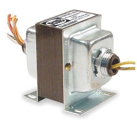Functional Devices TR40VA004 Transformer, 40Va, 277/240/208/120-24V, 2 Hub, Class 2 Ul List Us/Can, Inherent LIM