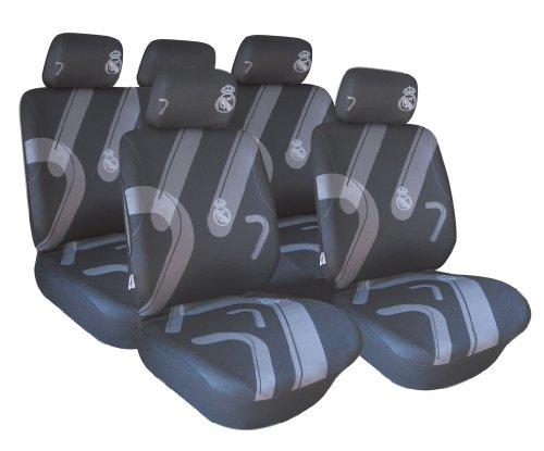 (SUMEX RMA7209 Seat Covers Real Madrid 9 Pcs)