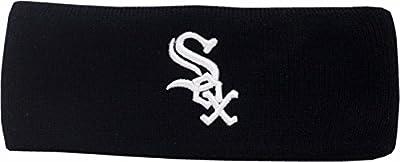Chicago White Sox Headband Logo Block 4856