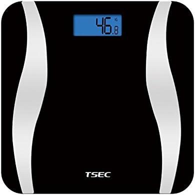 Báscula inteligente inalámbrica con aplicaciones de seguimiento de salud y fitness para iOS y Android Smart Body ETTG TT-538B: Amazon.es: Salud y cuidado ...