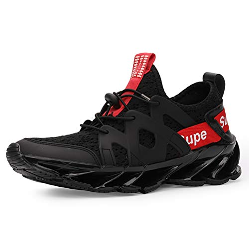 Dannto Blade Running Shoes for Men Breathable Non-Slip Casual Fashion Sneakers