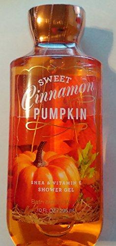 Bath and Body Works Sweet Cinnamon Pumpkin Shower Gel