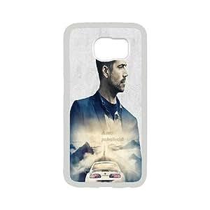 See you again Fast and furious Paul Walker phone Case Cove For Samsung Galaxy S6 Edge SM-G925 XXM9942037