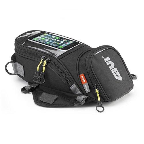 Givi EA106B Small Universal Tank Bag - With Magnets - Easy - For Tank Tank Plastic Bag